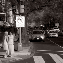 Love on the street corner